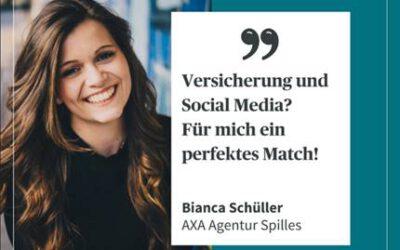 Vorstellung Bianca Schüller